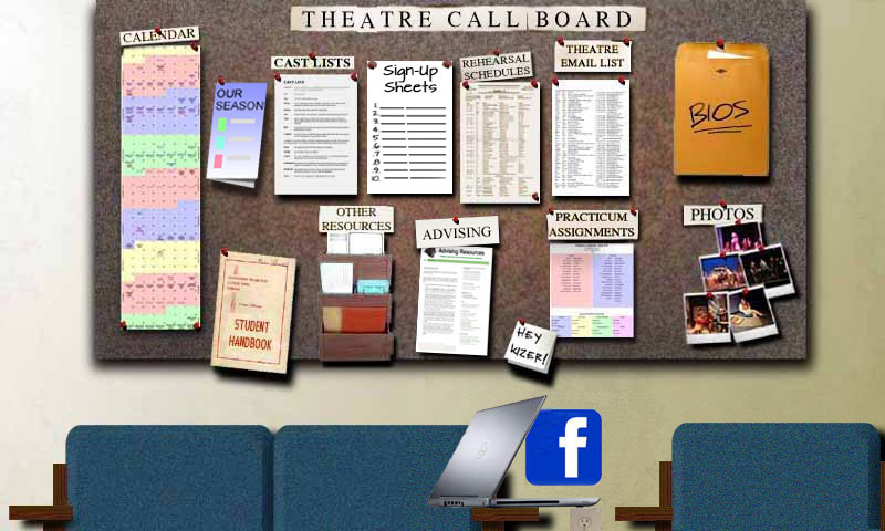 The Call Board Plymouth State University Theatre